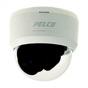 650TVL Indoor Renkli Dome Kamera