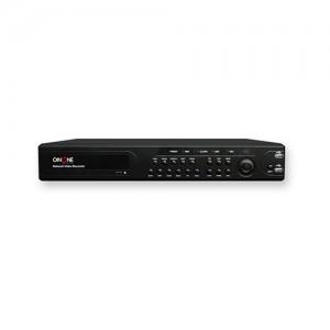 16 Kanal NVR Network Kayıt Cihazı