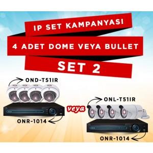 IP Kamera Set 2