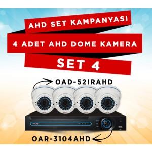 AHD Set Kampanyası 4