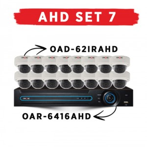 AHD Kamera Set 7